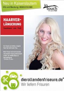 Haarverlängerung Michaela Harmann Kaiserslautern